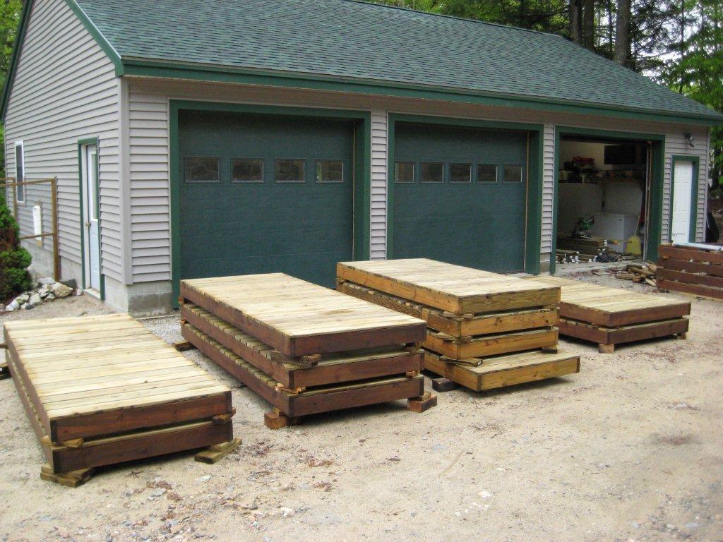 J.Mac's Custom Wood Docks